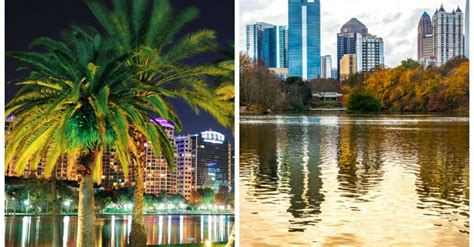 cheap flights atlanta ga to from orlando fl for 58 each trip taxes included