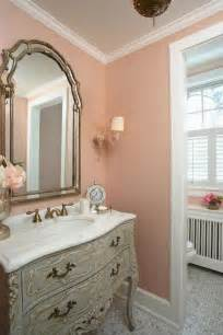 Pink And Gray Bathroom Accessories Pink And Gray Bathroom Bathroom Rlh Studio