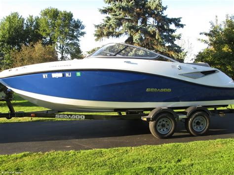 just add water boats owner sea doo 210 jet for sale in hamlin ny for 24 900 pop