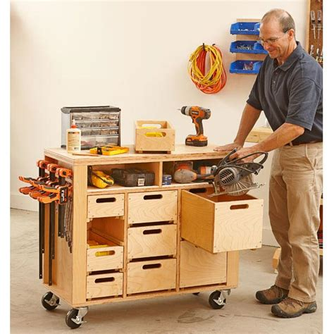 modular home plans woodworker magazine wheel easy shop in a box woodworking plan from wood magazine