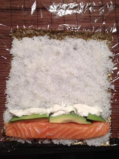 sushi fatto in casa sushi fatto in casa sushi paperblog
