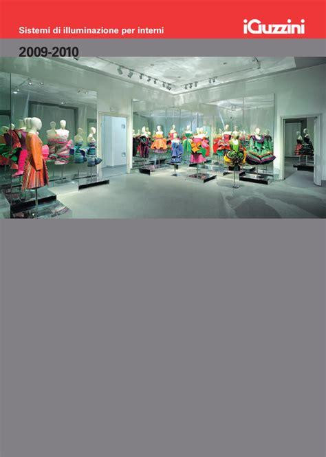 catalogo illuminazione interni sistemi di illuminazione iguzzini per interni 2009 2010