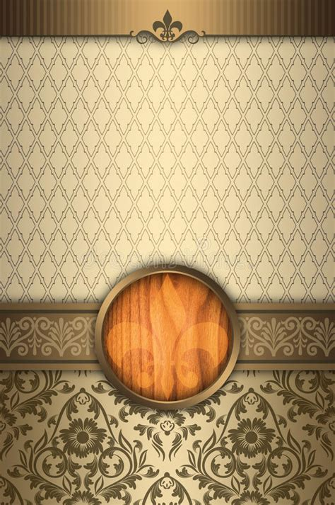 decorative background  elegant borders  frame