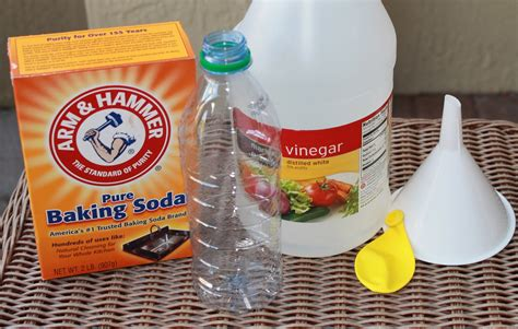 baking soda and vinegar cheri s creation s blog blow up a balloon without helium