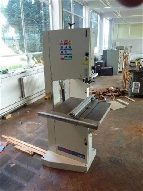 Aigner S45 mini max s45 vertical band saw 2004 lot 7 1st machinery