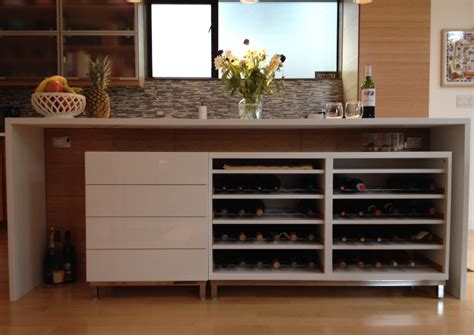 BESTA wine rack hack!   IKEA Hackers