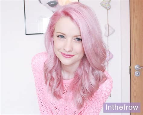all about hair for pink hair colour for bloggers with pastel hair hair extensions blog hair