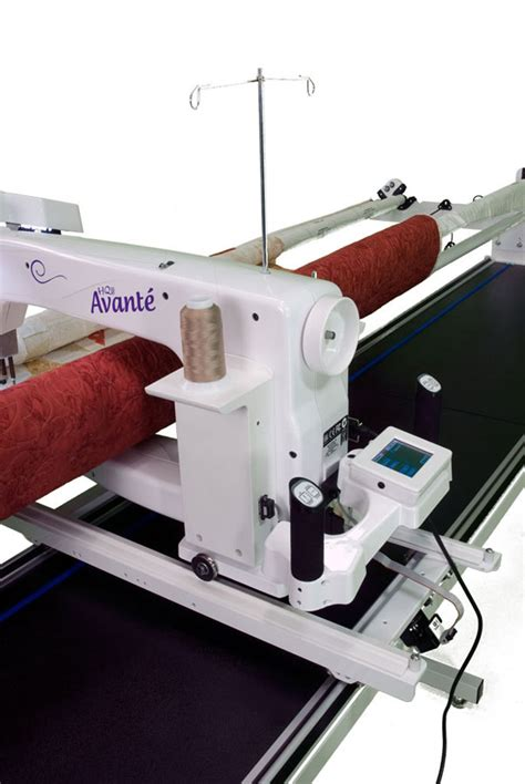 Hq Avante Longarm Quilting Machine by Hq 18 Avante Arm Quilter W Pro Stitcher And 12ft Frame