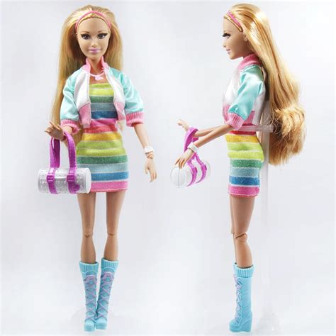 barbie life in a dream house dolls original genuine brand barbie doll barbie life in the dreamhouse summer doll joint
