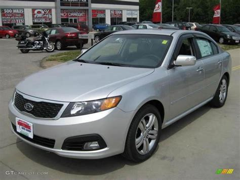 2009 kia optima 2009 bright silver kia optima sx v6 13519214 gtcarlot