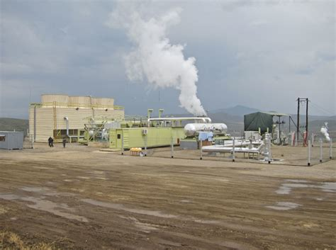 geothermal wellhead wellhead geothermal plants are a key pillar of kenya s renewable success think geoenergy