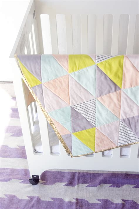 One Hour Quilt by One Hour Triangle Quilt See Kate Sew Bloglovin