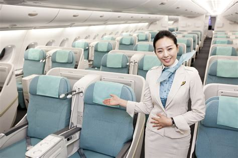 Korean Air Cabin Crew by What Next For Korean Air S Inflight Sales And Service