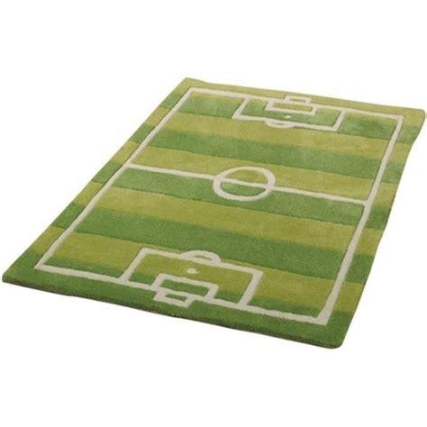 football pitch green children s rug carpet runners uk
