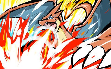 imagenes anime mega mega charizard y overheat by ishmam on deviantart