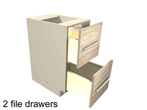 two drawer file cabinet height file drawer base cabinet 2 equal height file drawers