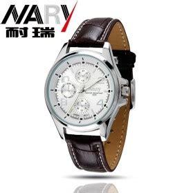 Jam Tangan Ripcurl Kulit Brown Orange nary jam tangan analog kulit 6050 brown white jakartanotebook