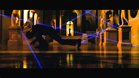 oceans 12 nightfox oceans twelve laser dance hd 1080p youtube