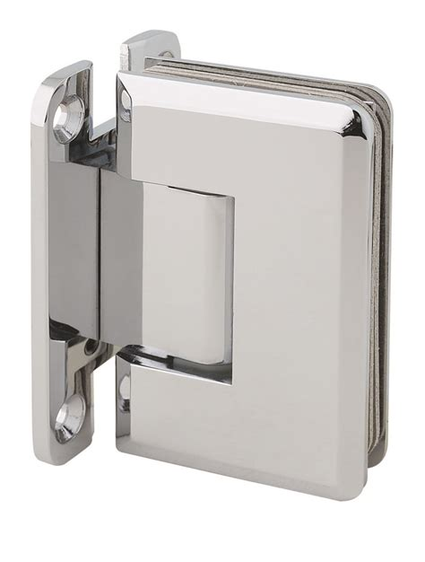 Hinges For Shower Doors with Heavy Glass Shower Door Hinge
