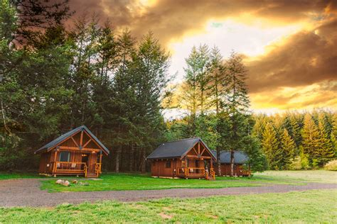 Cabin In Woods For Rent by Wind Mountain Ranch Gorge Event Venue And Lodging