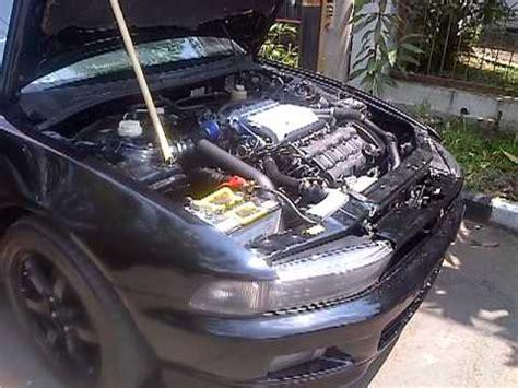automobile air conditioning repair 1987 mitsubishi galant engine control mitsubishi galant vr4 6g72tt test engine youtube