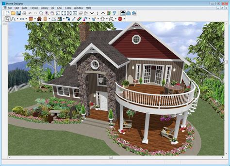 deck house plans home designer architectural