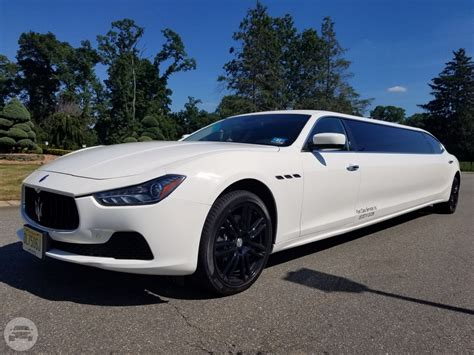 Stretch Limo Prices by Maserati Stretch Limo Class Limousine