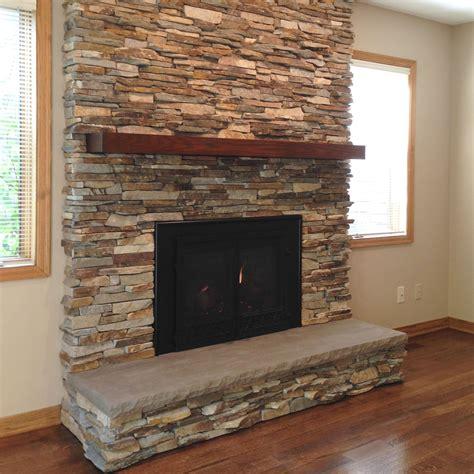 ledgestone fireplace sherman masonry fireplaces