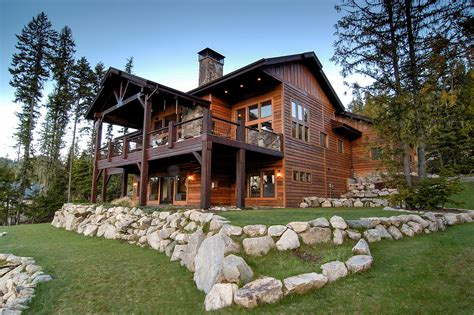 the alpine at priest lake aspen homes