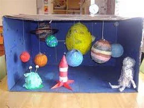 como hacer un planetario en una caja de zapatos como hacer una maqueta del sistema solar 8 youtube