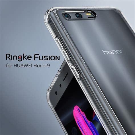 Ringke Fusion For Huawei Honor 8 Pro Smoke Black Grey Gray ringke fusion h 252 lle f 252 r huawei honor 9 smoke black grau