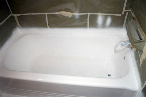 Refacing Bathtub by Bathtub Liners And Refinishing Angies List