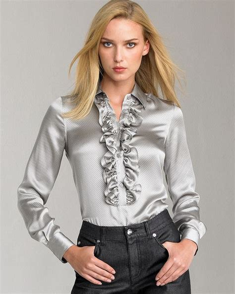 Hoodie Reigns Roffico Cloth 78 best images about satin shirts on satin and marg helgenberger