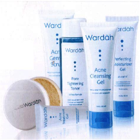 Harga Wardah Treatment wardah paket acne series versi anda jual kosmetik