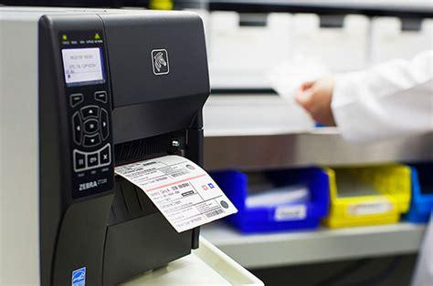 Panda 75mmx75m Thermal Transfer Ribbon Wax Barcode Ribbon choosing the right barcode printers expert labels