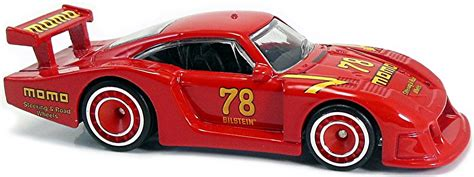 Wheels Flying Customs Series Orange Porsche 935 78 78 Porsche 935 78 76mm 2012 Wheels Newsletter