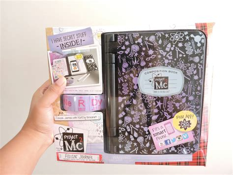 doll journal project mc2 doll and journal review