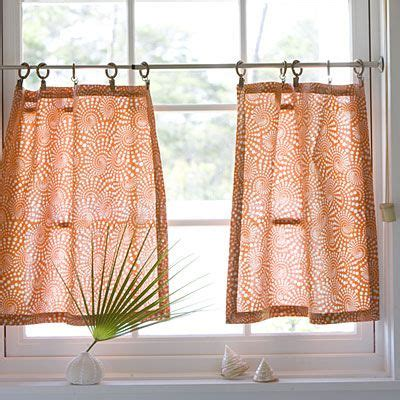 bathroom cafe curtains 12 gorgeous projects made with towels a cultivated nest