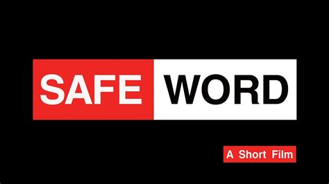 other words for safe safe word trailer youtube