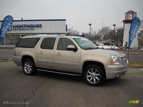 2009 gold mist metallic gmc yukon xl denali awd 27449756 gtcarlot car color galleries
