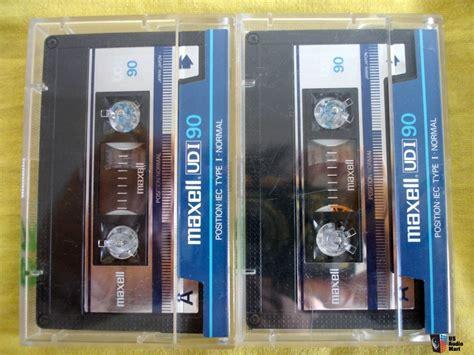 maxell audio cassette maxell cassette photo 507450 us audio mart