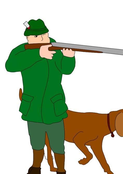 free clip hunters clipart free cliparts co