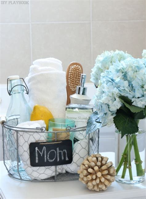 bathroom gift basket ideas s day gift idea spa basket spa and gift