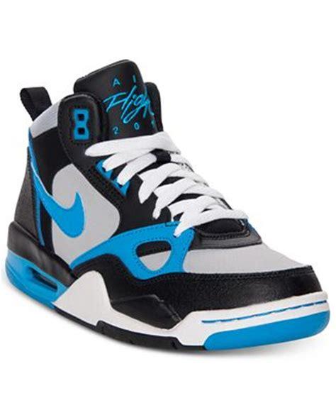 macy s basketball shoes nike boys shoes flight 13 basketball sneakers