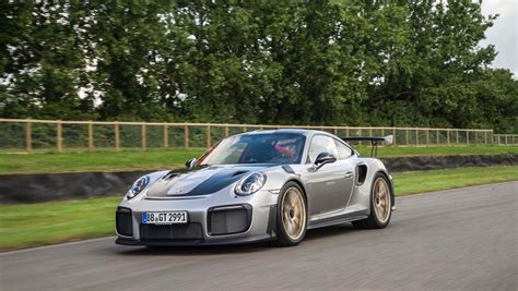 Porsche At by Goodwood 1 307 Hp Total Power