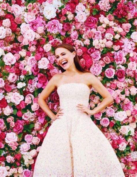Flower Wall Wedding – Garden Wedding   Flower Wall #2040741   Weddbook