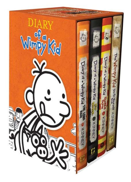 11 plus diy diary of a wimpy kid box of books 9a 11 plus diy by jeff