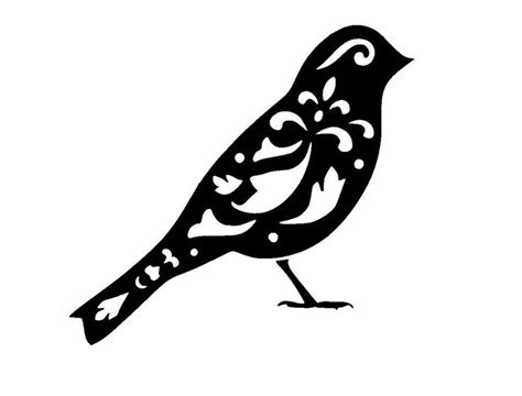 19 Best Bird Stencils Lovestencil Ebay Etsy Images On Pinterest Bird Stencil Bird Template Bird Design Templates