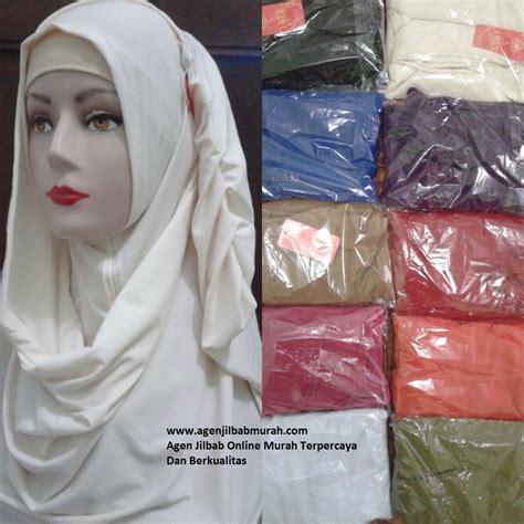 Kualitas Bahan Bagus Kerudung Jilbab Pasmina Instan Inara Nyaman jilbab instan pashmina chsi agen jilbab murah