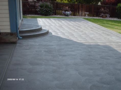 8 Best Images About Shed And Patio On Pinterest Sheds Concrete Finishes For Patios